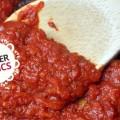 Leckere Basis-Tomatensauce