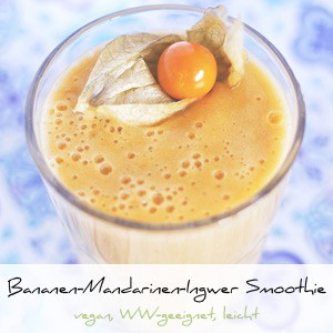 banane-mandarine-ingwer-smoothie