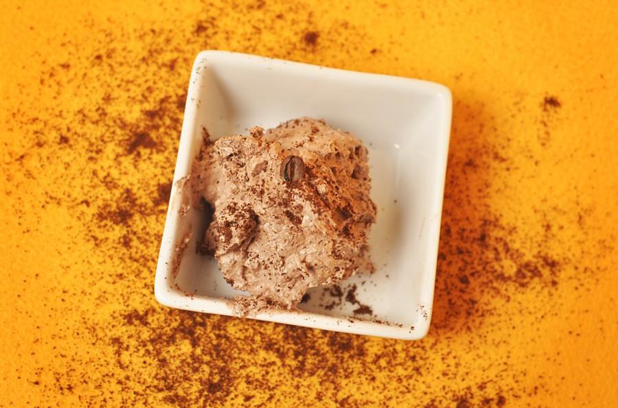 Luxuspeeling selbst gemacht: Mousse au Chocafé