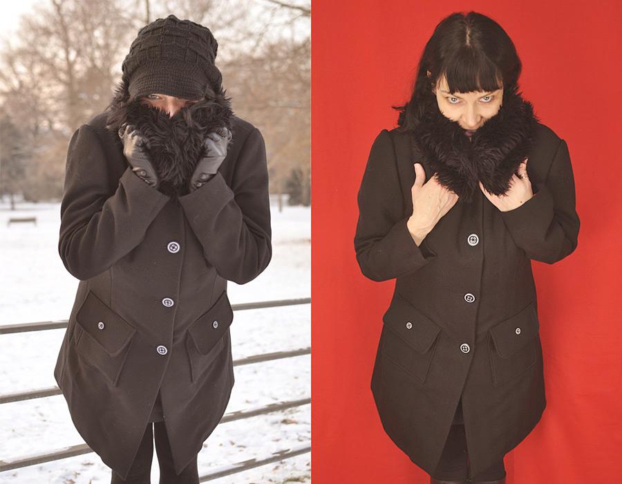 Januar-Inspiration: Sherlock-Mantel