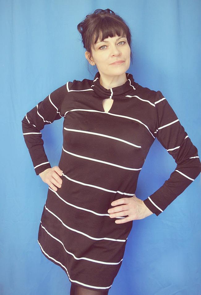 New York Mailand Kleid, Ansichten meines Kleiderschranks
