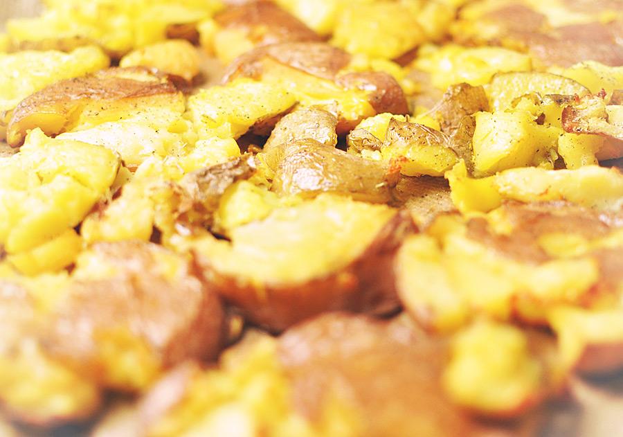 Quetschkartoffeln