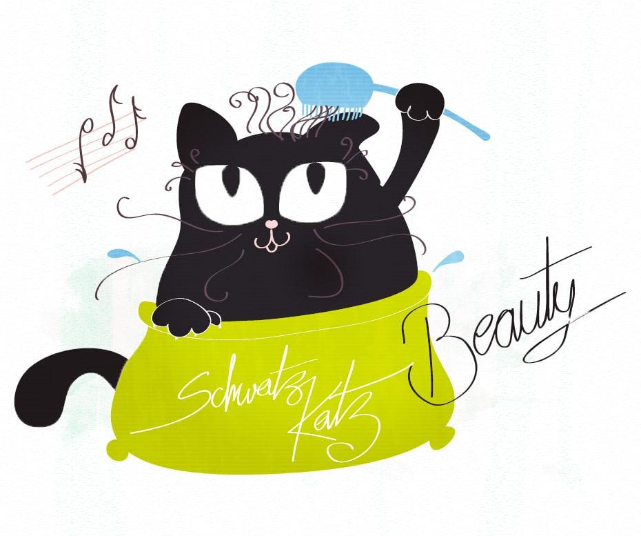 Schwatz Katz Beauty Rezepte, vegane Naturkosmetik