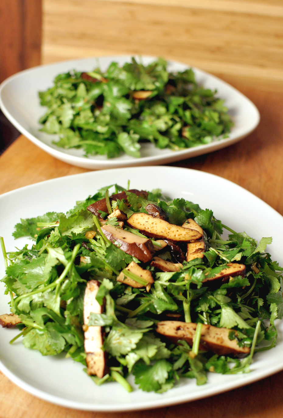 tofu-koriander-salat