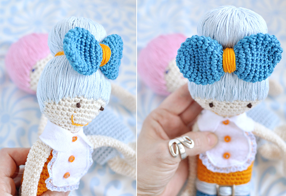 Amigurumi Variation Betty