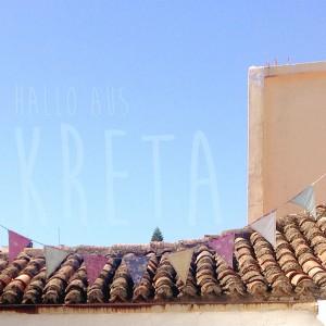 Hallo aus Kreta