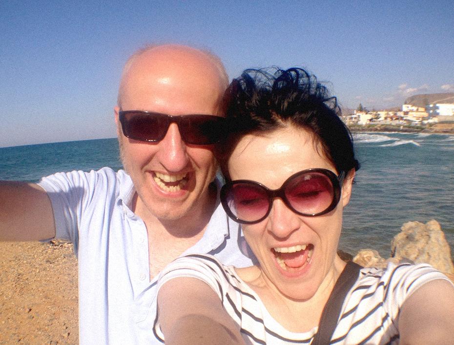 Sommer 2014 auf Kreta
