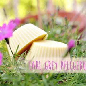Earl Grey Pflegebutter selbst herstellen