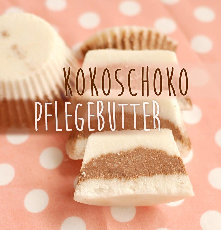 KokoSchoko Pflegebutter mit Beerenwachs