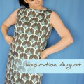 Inspirations August, Art Deco Dress