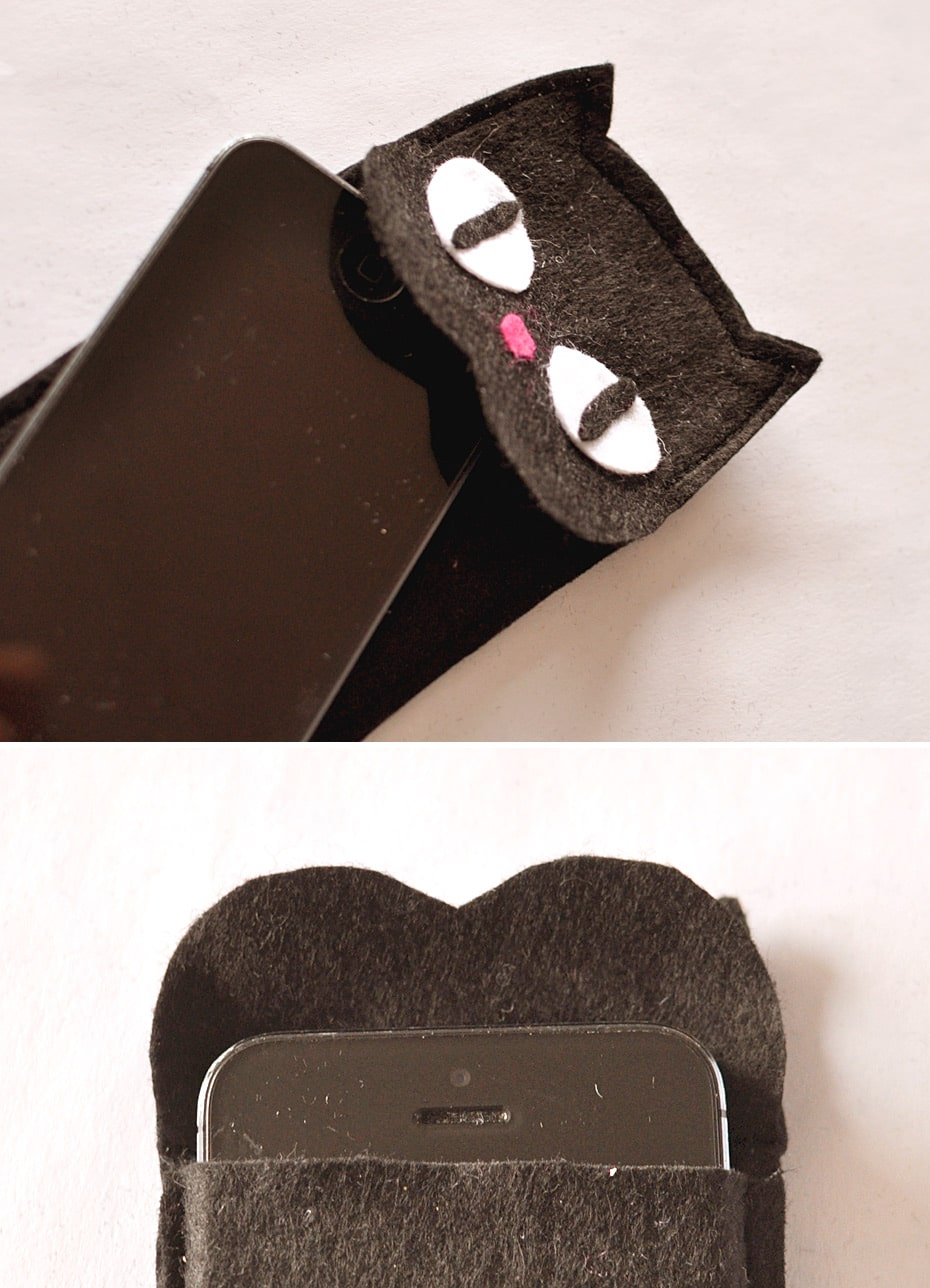 iPhonecase Katze
