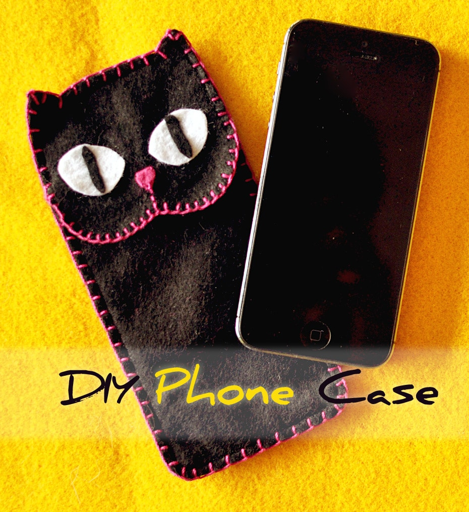 Smart Phone Case selbermachen