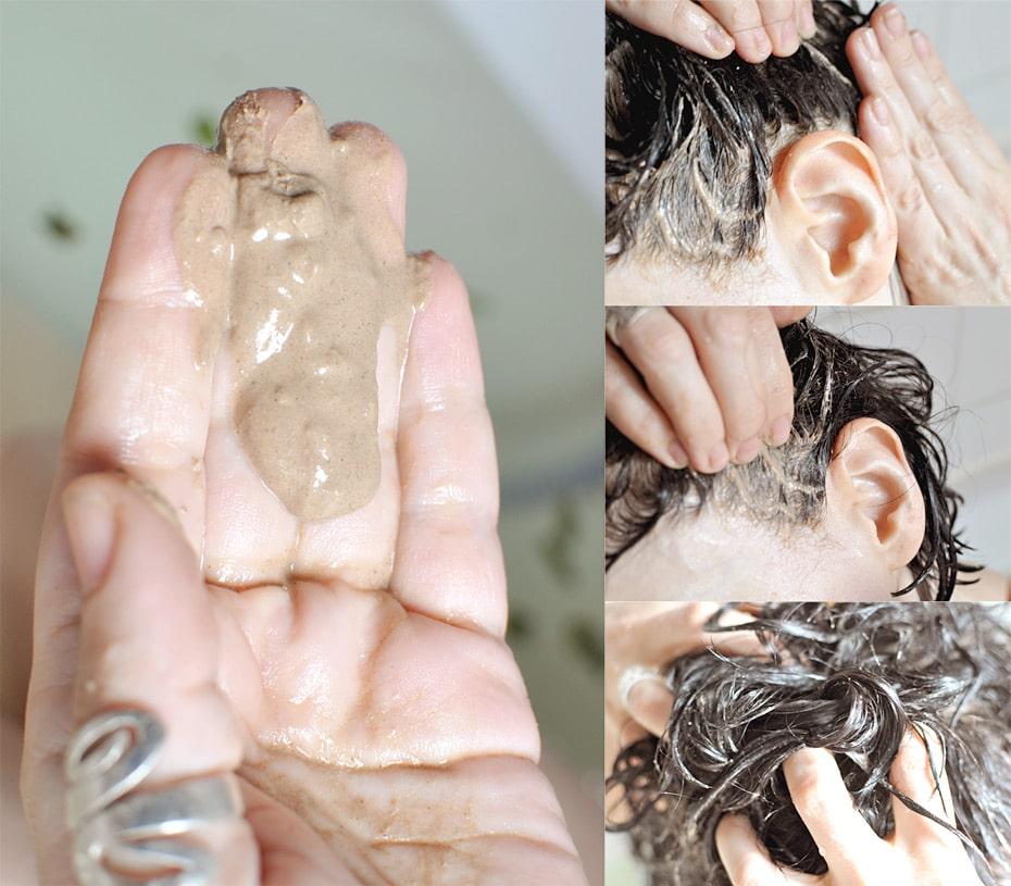 Heilerde fur haare
