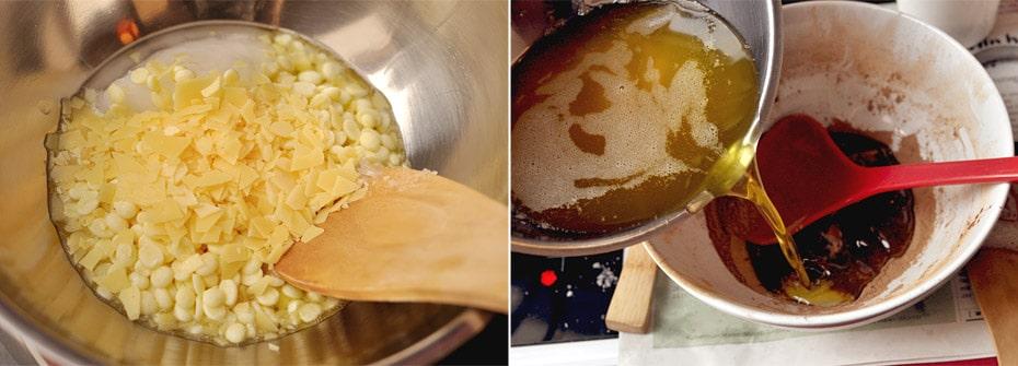 Nach Acht, feinste Schoko-Minz-Butter für zart gepflegte Haut