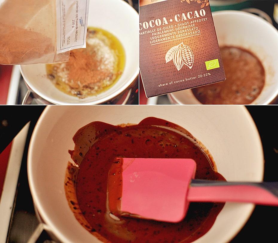 Lebkuchen Body Butter & Peelingpralinen