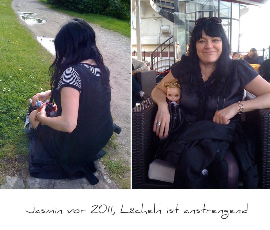 Jasmin vor 2011