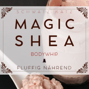 Magic Shea Whip Rezept | Schwatz Katz