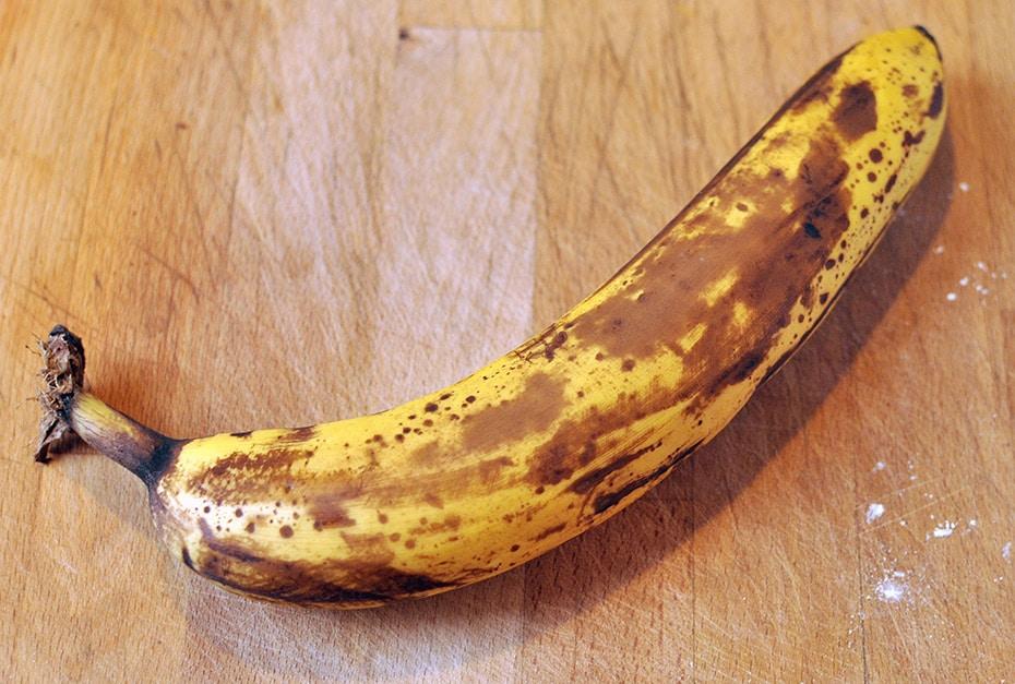 Banane als Fettersatz in Backwaren | Schwatz Katz