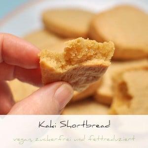 Kaki Shortbread | Schwatz Katz