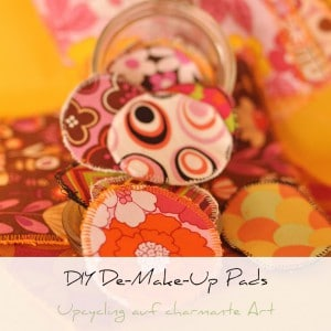 DIY De-Make-Up Pads | Schwatz Katz