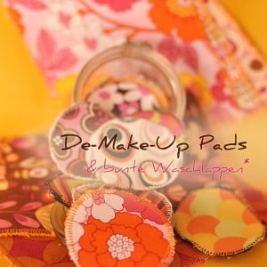 DIY De-Make-Up Pads & Waschlappen | Schwatz Katz