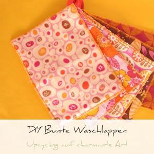 DIY bunte Waschlappen | Schwatz Katz
