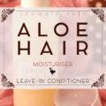 Aloe Hair Moisturiser ohne Silikone