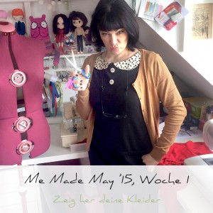 Me Made May '15 | Schwatz Katz