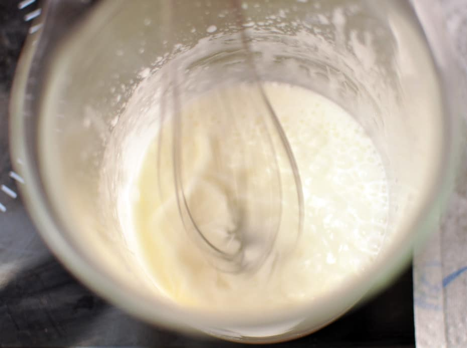 Der Aufbau einer Emulsion | Schwatz Katz