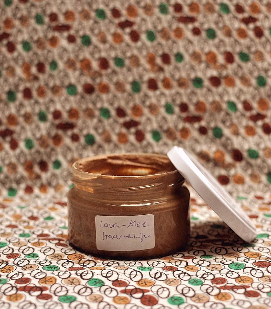 Lava-Aloe Haarwaschpaste | Schwatz Katz