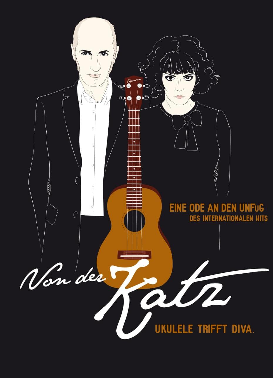 Das Duo Von der Katz, Chansons aus Berlin