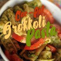 One Pot Brokkoli Pasta | Schwatz Katz