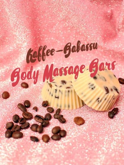 Kaffee Babassu Body Massage Bars | Schwatz Katz
