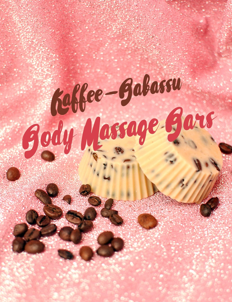 Kaffee Babassu Body Massage Bars | Schwatz Katz