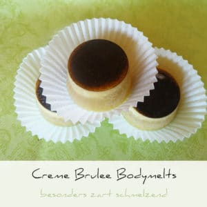 »Creme Brulee« Bodymelt mit Lysolecithin | Schwatz Katz