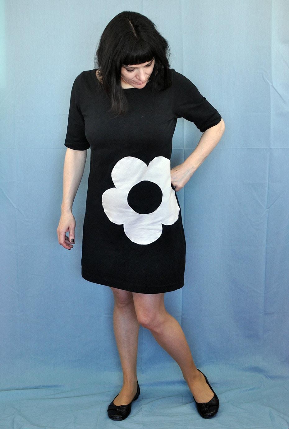 Daisy Quant Kleid nach Mesa von Seamwork | Schwatz Katz