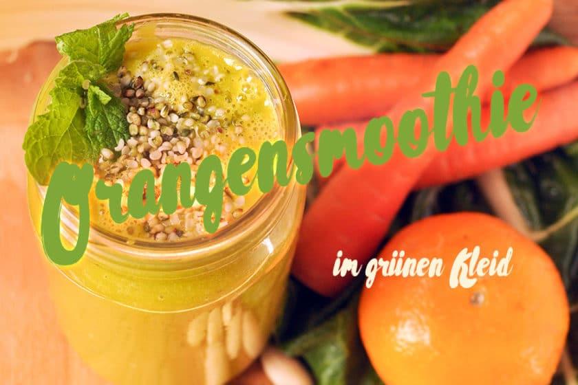 orangensmoothieingreen