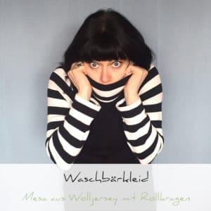 Das Waschbärkleid inspiriert von Liza Minnelli | Schwatz Katz
