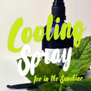 Cooling Bodyspray like Ice in the Sunshine | Schwatz Katz
