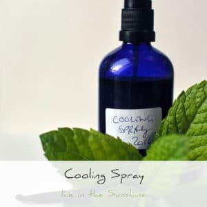 Cooling Bodyspray like Ice in the Sunshine | Schwatz Katz