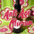 DIY Anti-Age Ölserum für trockene Haut