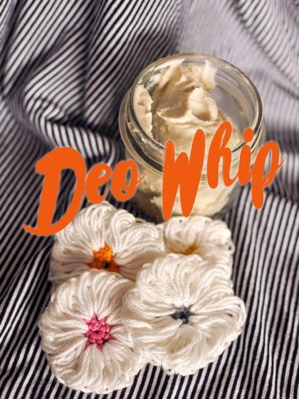 Deo Whip auf Wachsbasis | Schwatz Katz
