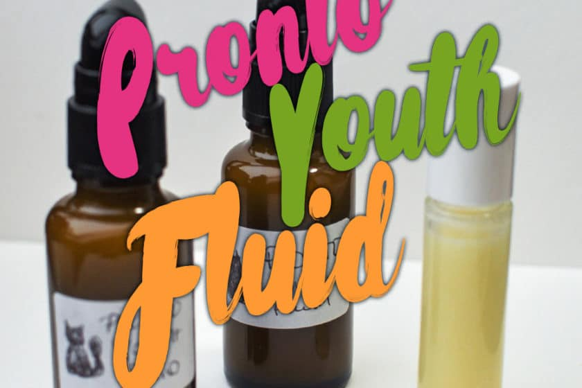 Pronto Youth Fluid für fettige bis unreine Haut | Schwatz Katz