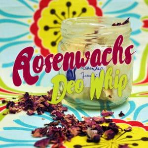 Rosenwachs Deo Whip ohne Aluminium (mit Video) | Schwatz Katz