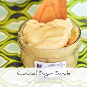 Caramel Sugar Scrub – Duschpeeling für Süßmäuler | Schwatz Katz