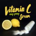 Easy Peasy Vitamin C Facial selbst machen