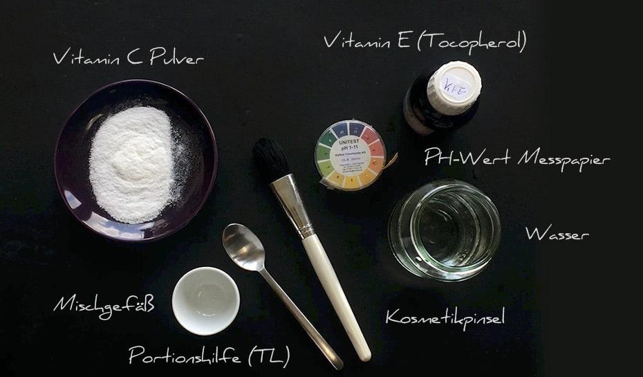 Easy Peasy Vitamin C Serum selbst machen | Schwatz Katz