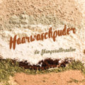Kokos-Kaffee Haarwaschpuder mit Lavaerde