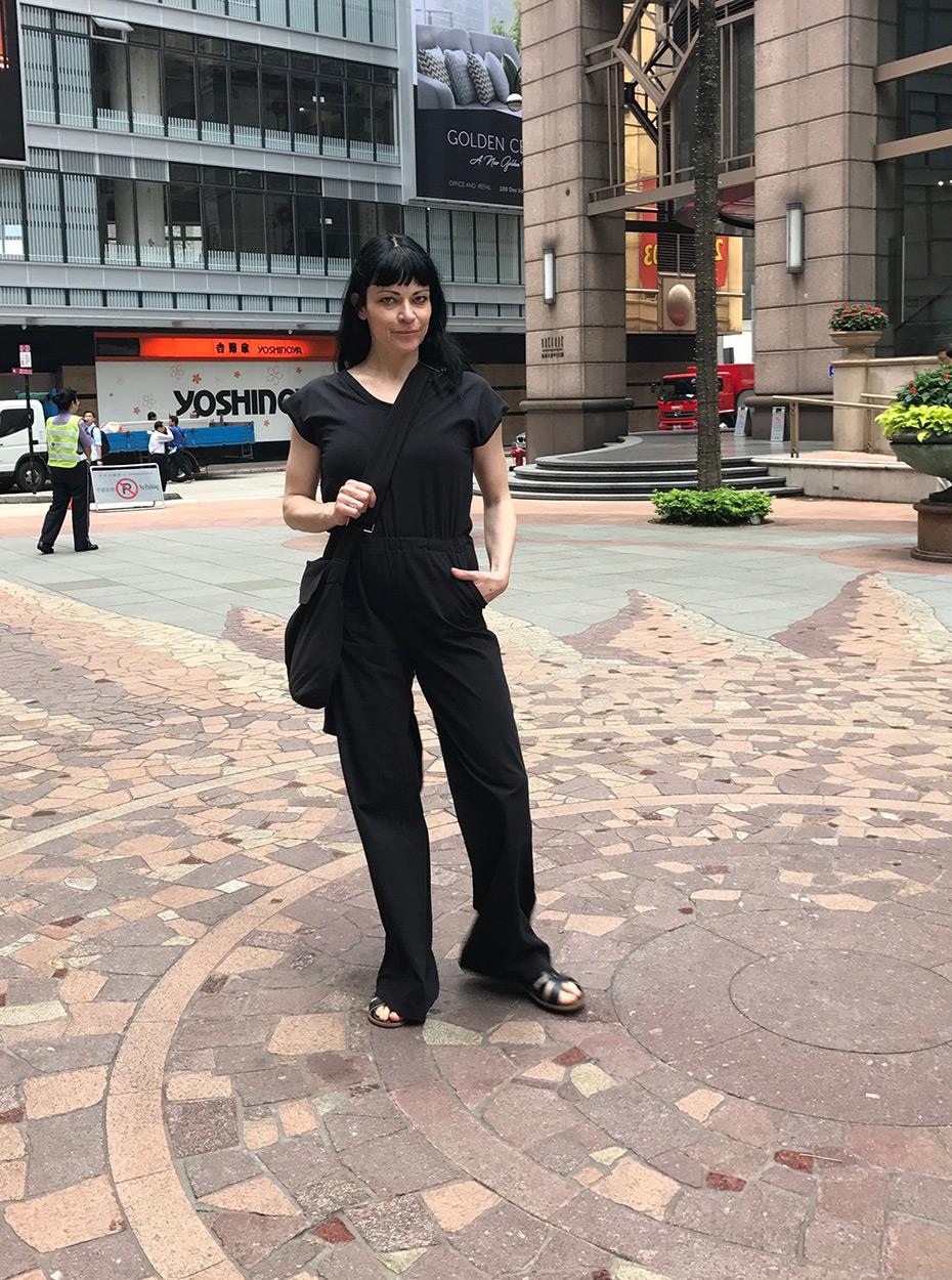 Sallie Jumpsuit von Closet Case Files   Schwatz Katz