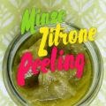 Sommerhauch Minze Zitrone Peeling | Schwatz Katz